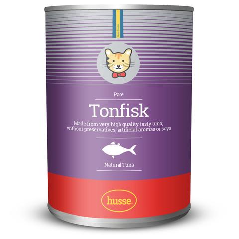 Консервы для кошек тунец: 400 гр