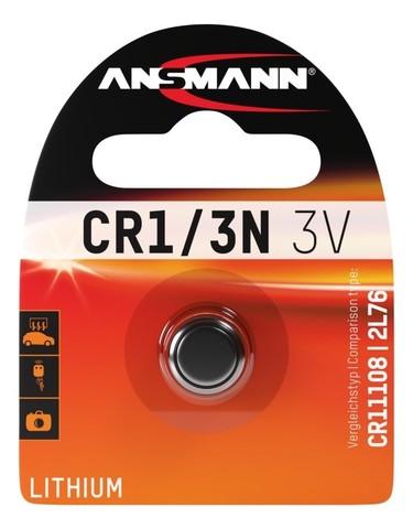 Батарейка CR1/3N / CR 11108 / 2L76 ANSMANN 3V