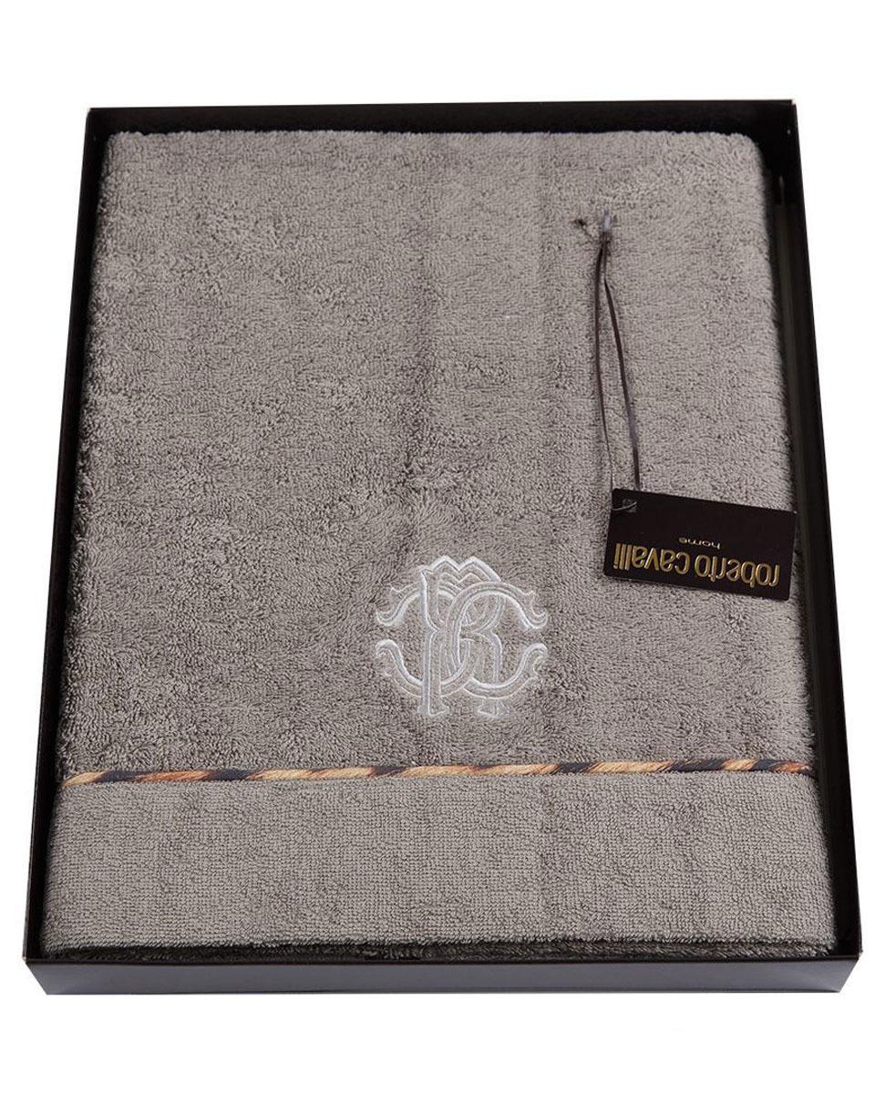 Наборы полотенец Набор полотенец 2 шт Roberto Cavalli Basic серый basic-grey-nabor-polotenec-cavalli2.jpg