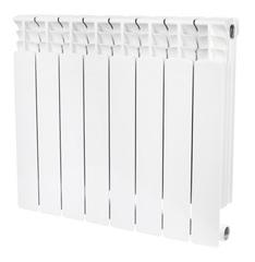 Биметаллический радиатор Stout Space 500 - 8 секций