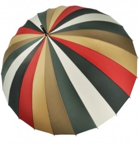 Зонт радуга трость три слона 2400-3