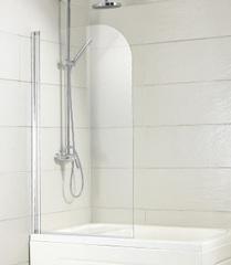Шторка на ванну BRAVAT Alfa 6211, 70x135
