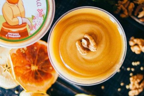 Мёд гречиха с травами 350 гр