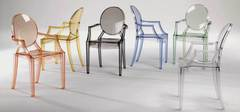 стул Kartell Louis Ghost Chair by Philippe Starck