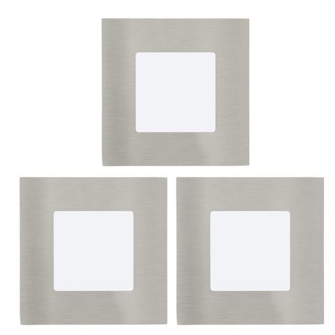 Комплект светильников светодиодных встраиваемых Eglo FUEVA 1 94735