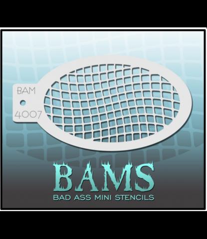 Трафарет BAMS 4007