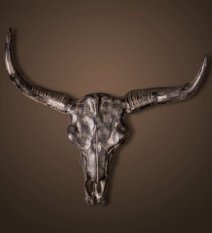 Декор настенный Roomers Череп буйвола