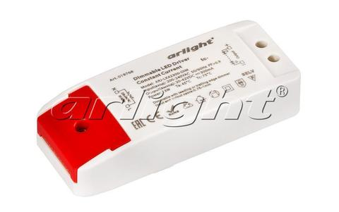 Блок питания Arlight ARJ-SP43350-DIM (15W, 350mA, PFC, Triac)