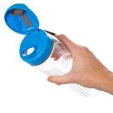 Бутылка для воды тритан 800мл, артикул 650, производитель - Sistema, фото 9