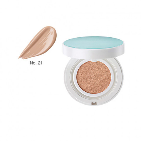 SAEM ECO SOUL Основа тональная матирующая ECO SOUL Essence Cushion Matt Longwear 21 15гр