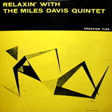 The Miles Davis Quintet ‎/ Relaxin' With The Miles Davis Quintet (LP)