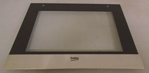 Внешнее стекло духовки BEKO 210442094