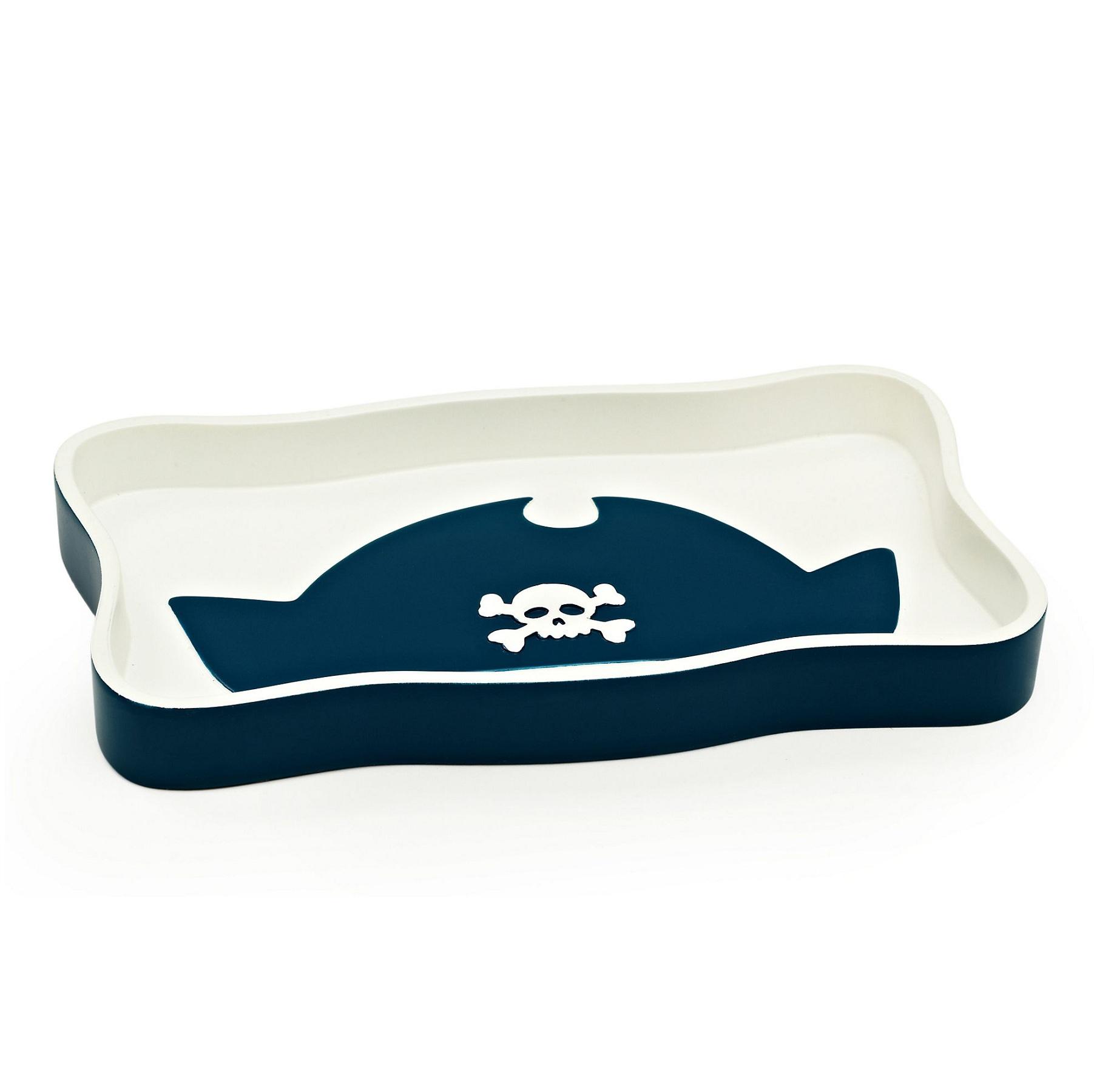 Для ванной Подставка для предметов детская Kassatex Pirates podstavka-dlya-predmetov-kassatex-pirates-ssha-kitay.jpg