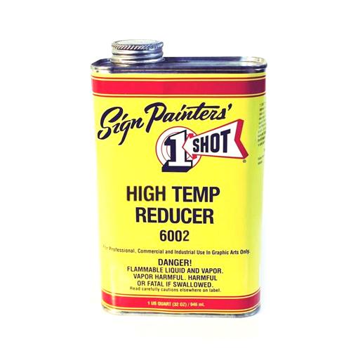 1 Shot Brush High Temp Reducer Замедлитель высыхания при высокой температуре 946 мл