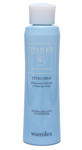 Молочко для тела Wamiles Aqua Di Vita Body Concentrate Extra Milk, 200 мл