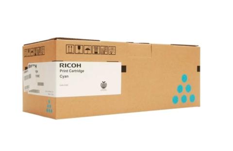 Картридж Ricoh тип MPC8003 для Ricoh C6503, C8003, голубой. Ресурс 26000 стр (842195)