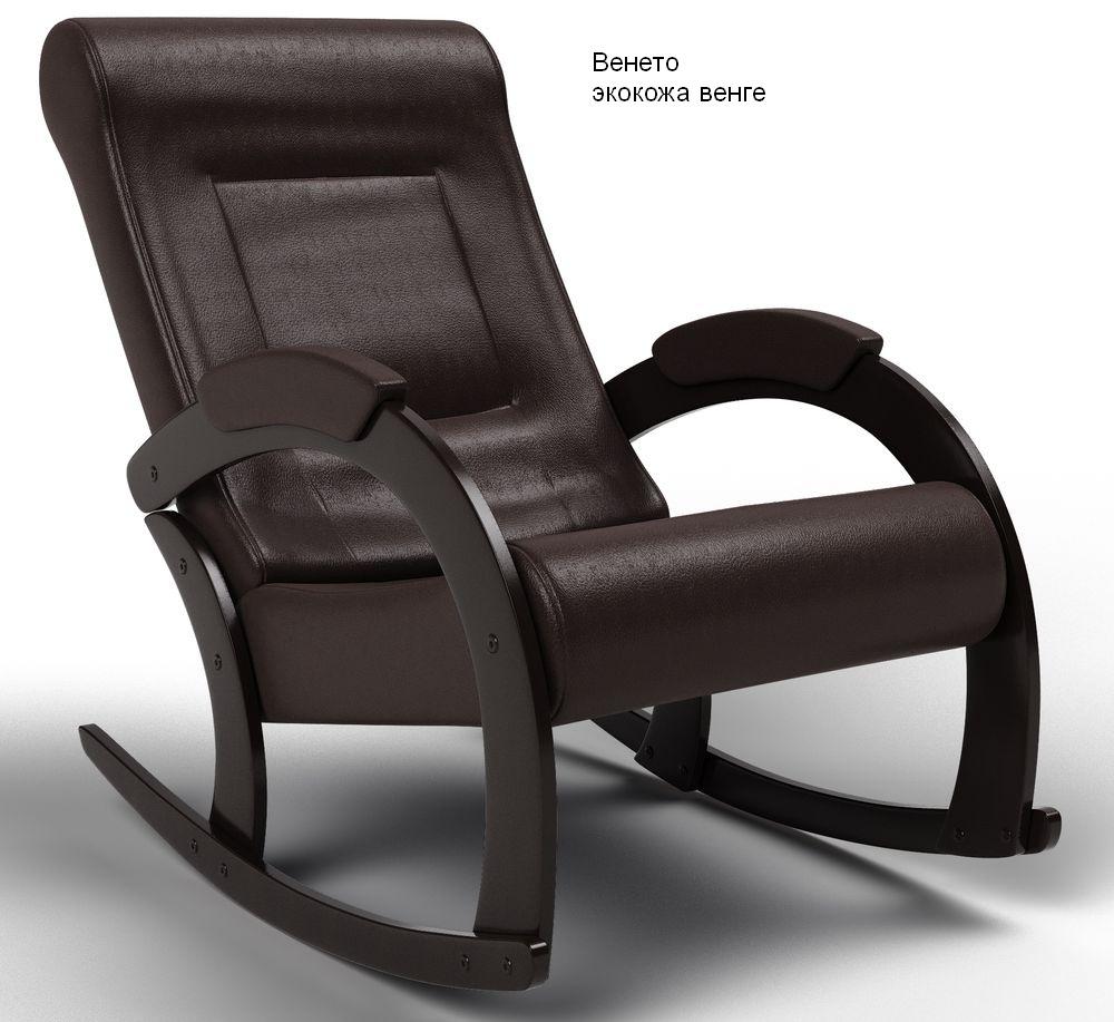 Кресла качалки Кресло-качалка Венето Экокожа венето_венге.jpg
