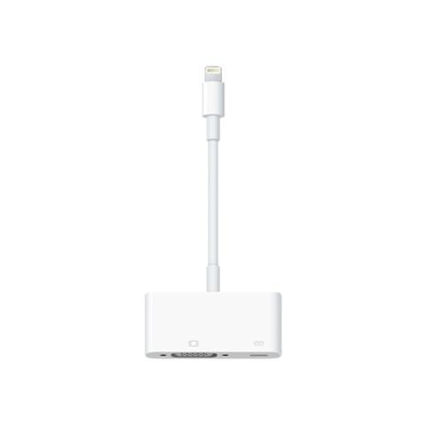 Кабель Apple Lightning to VGA Adapter