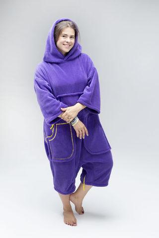 Пончо-комбинезон MyWave Purple
