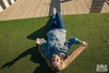 Ветровка на молнии Варгградъ голубая (без флиса)