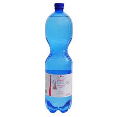 Вода негазированная  Fonte Allegra 1,5л