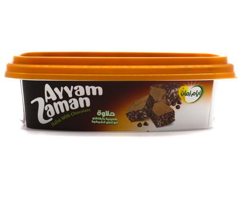 Халва кунжутная шоколадная, Ayyam Zaman, 200 г
