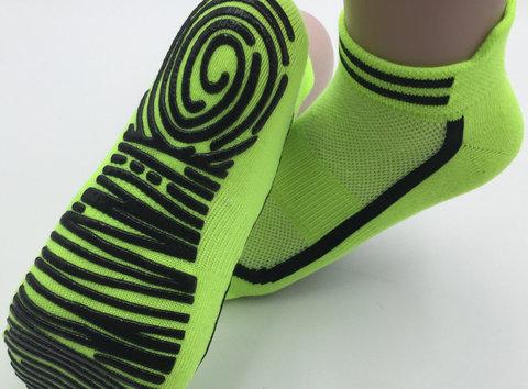 Йогатопы усиленные (р. 39-42) - нескользящие носки Yogatops (для йоги, пилатеса и фитнеса)