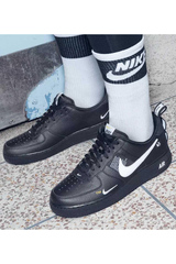 Кроссовки Nike Air Force 1 '07 LV8 Utility Low - Black
