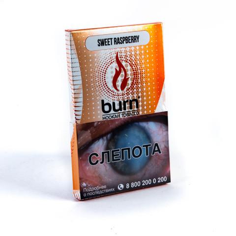 Табак Burn Sweet Raspberry 100 г