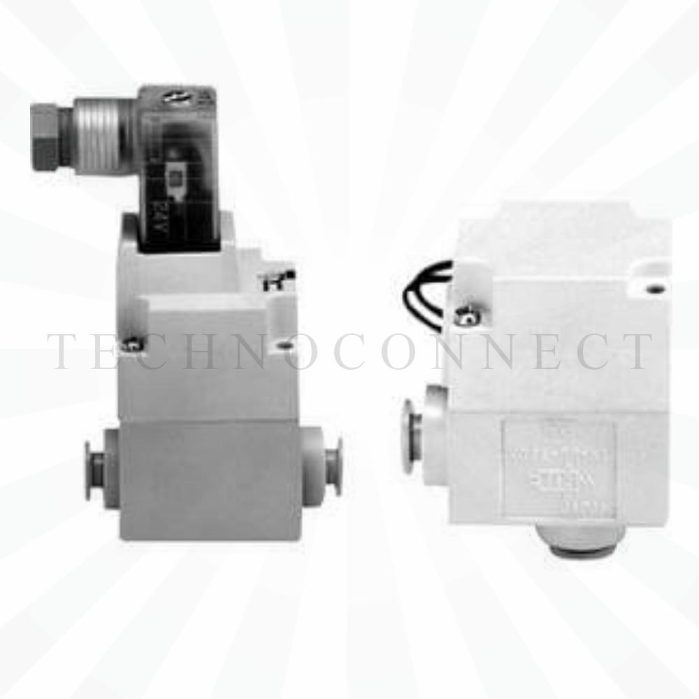 VQ21A1-5YOB-C6-Q   2/2-Пневмораспределитель, б/р 6, 24VDC