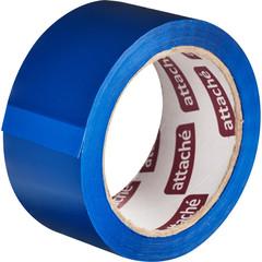 Клейкая лента упаковочная ATTACHE 48мм х 66м 45мкм синий