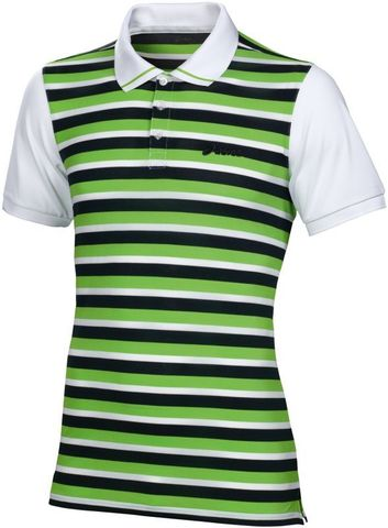 Поло Asics M's Clubhouse green мужская