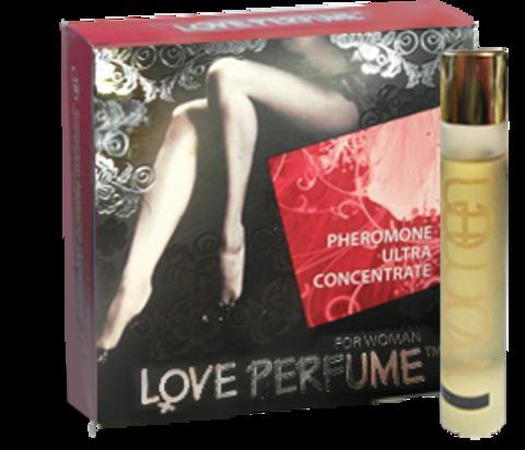 Концентраты феромонов Love Parfum женские 10 мл