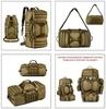 Тактическая сумка-рюкзак Mr. Martin  D-01 ACU