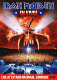 Iron Maiden ‎/ En Vivo! - Live At Estadio Nacional, Santiago (2DVD)