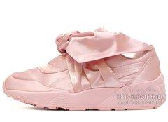 """Кроссовки Женские Puma Fenty X Rihanna Bow """"Bubblegum Pink"""""""