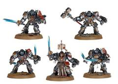 Grey Knight Terminators / Paladins