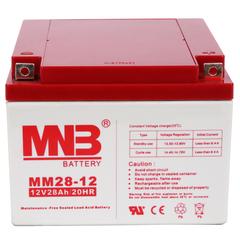 Аккумулятор MNB MM 28-12 - фото 2
