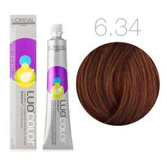 L'Oreal Professionnel Luo Color 6.34 (Темный блондин золотисто-медный) - Краска для волос