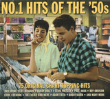 Сборник / No.1 Hits Of The '50s (3CD)