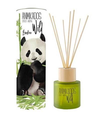 Диффузор ароматический Panda - бамбуковый Wild, Ambientair