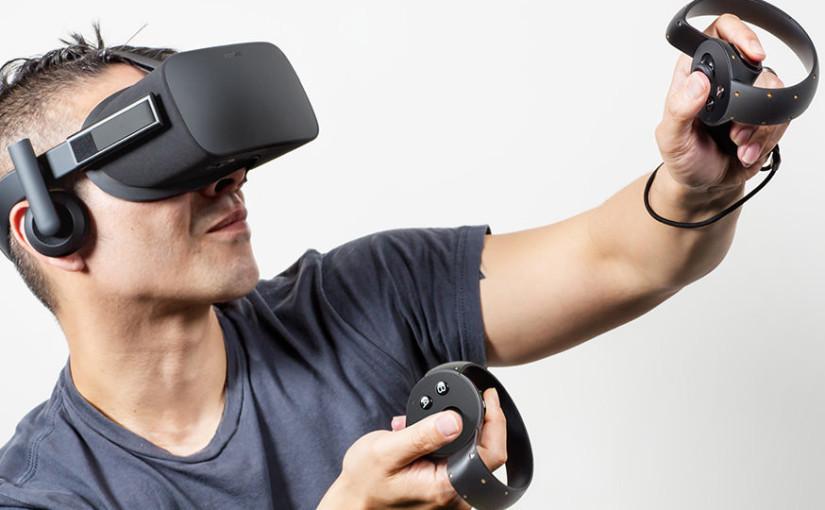 Шлем виртуальной реальности Oculus CV1
