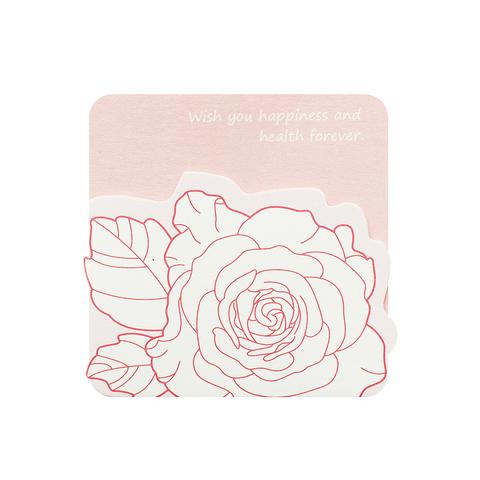 Открытка Rose