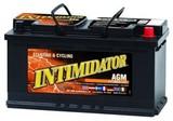 Аккумулятор автомобильный Deka INTIMIDATOR 9A49  ( 12V 92Ah / 12В 92Ач ) - фотография