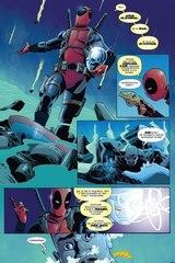 Дэдпул уничтожает вселенную Marvel. Твердый Переплет. Эксклюзив Comic Con Saint Petersburg (с автографом Далибора Таладжича)