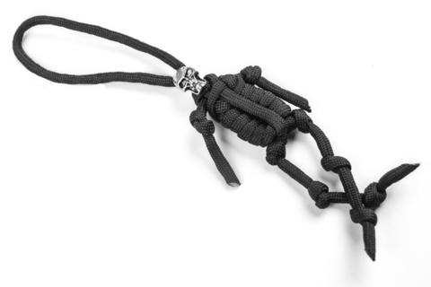 Скелет черный