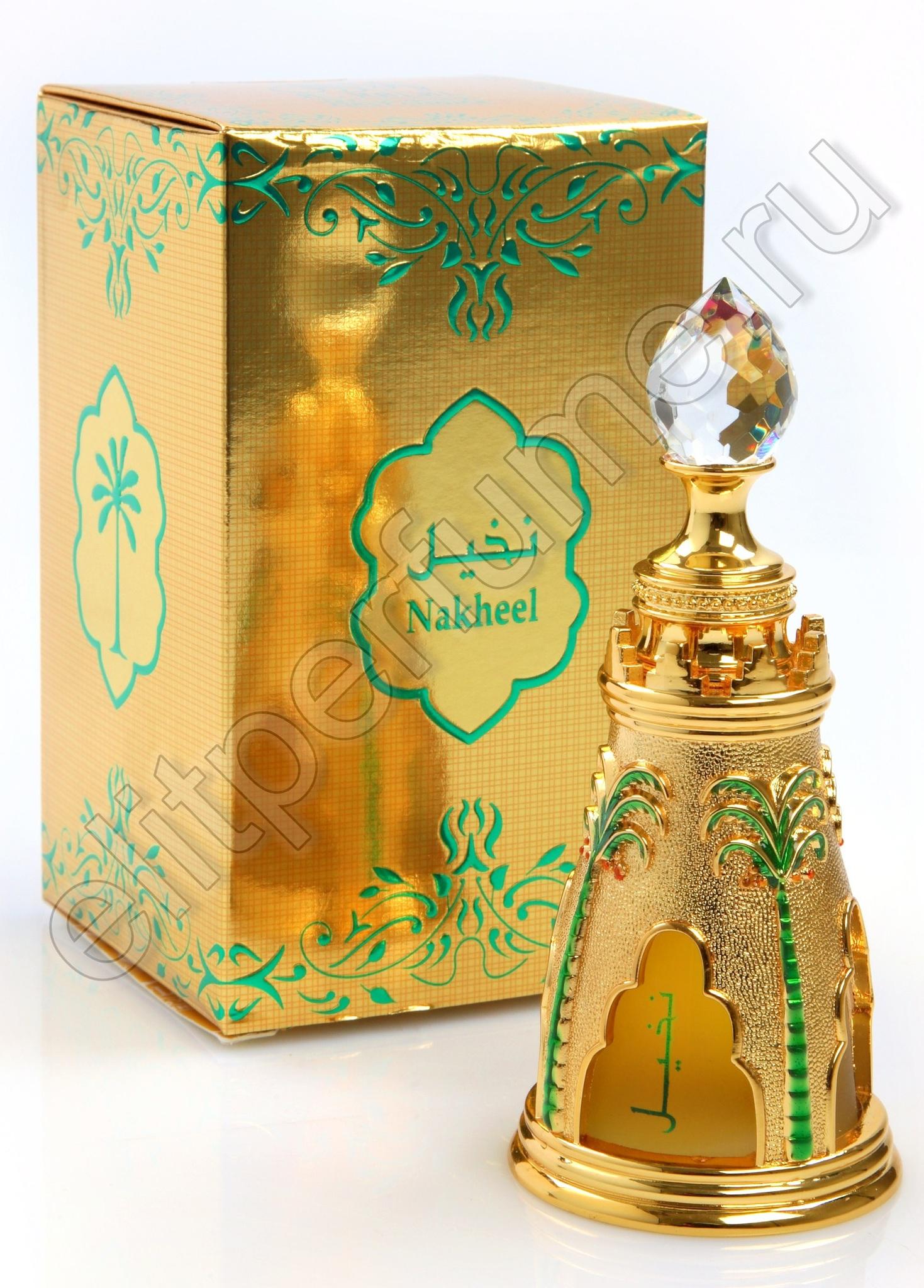 Пробники для духов Нахиль Nakheel 1 мл арабские масляные духи от Аль Харамайн Al Haramin Perfumes
