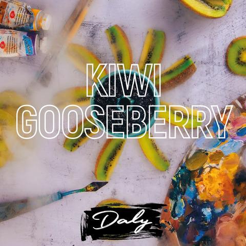 Кальянная смесь Daly Kiwi Gooseberry 50 г