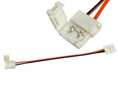 Коннектор для светодиодных лент 10 мм двусторонний