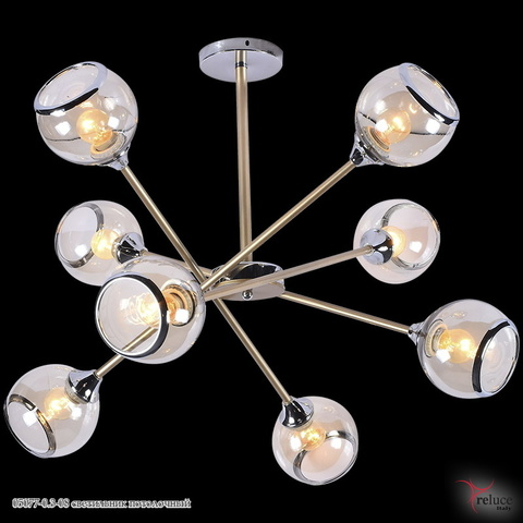 05077-0.3-08 светильник потолочный